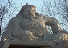 Hubilie-Hubilie - Jenghiz Khan - Famous People in Inner Mongolia